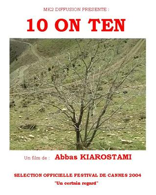 10 on Ten / 仮題:「10話」に関する10話