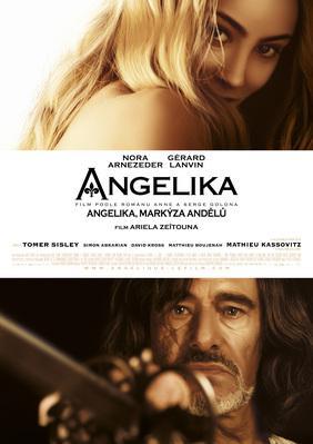 Angélique - Poster - Czech Republic