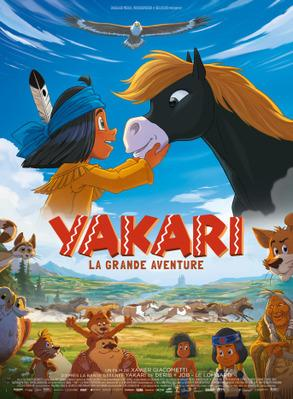 Yakari, A Spectacular Journey