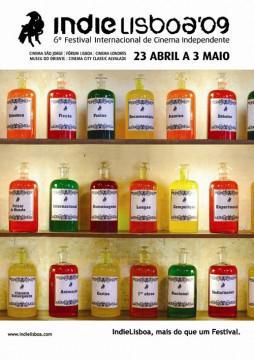 リスボン - IndieLisboa - 国際インディペンデント映画祭 - 2009