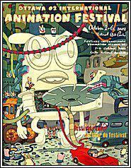 Festival Internacional de Animación de Ottawa - 2002