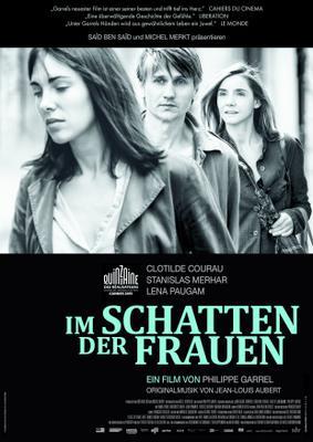 L'Ombre des femmes - Poster - Germany