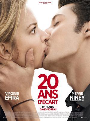 20 años de diferencia - Poster - FR