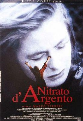 Nitrate d'argent - Poster Italie