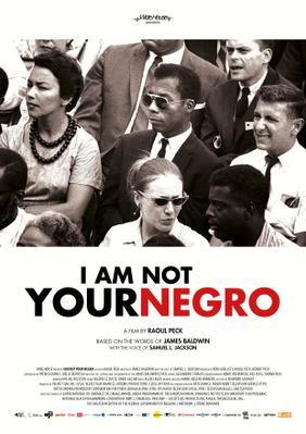 Je ne suis pas votre Nègre - International poster