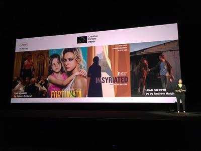 UniFrance présent à CineEurope 2017