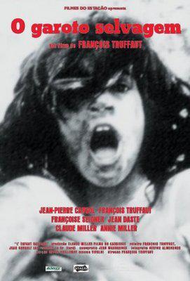 L'Enfant sauvage - Poster Brésil