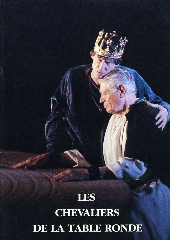 Les chevaliers de la table ronde 1990 unifrance films - Expose sur les chevaliers de la table ronde ...