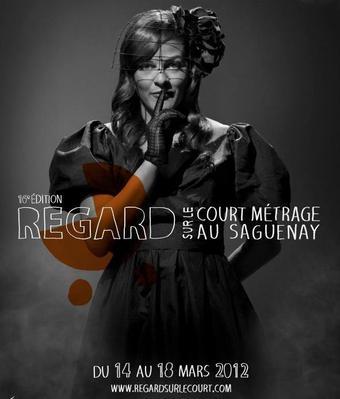 REGARD - Festival Internacional de cortometraje en Saguenay - 2012