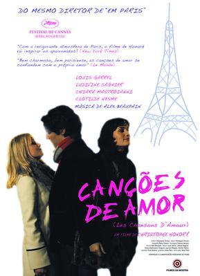 Les Chansons d'amour - Poster - Brazil