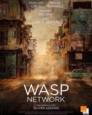 La red avispa - International Poster