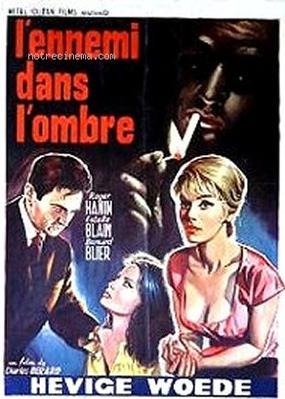 El Enemigo en la sombra - Poster Belgique