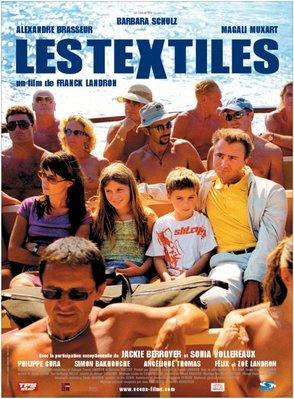 Les Textiles / 仮題:テキスタイル