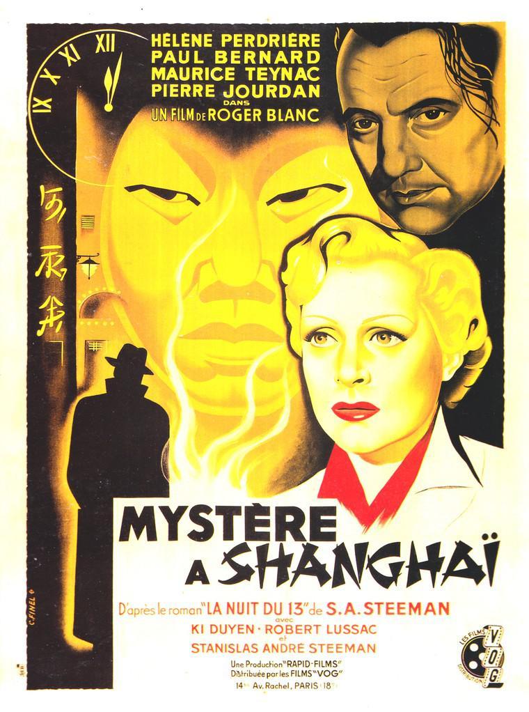 Mystère à Shanghai