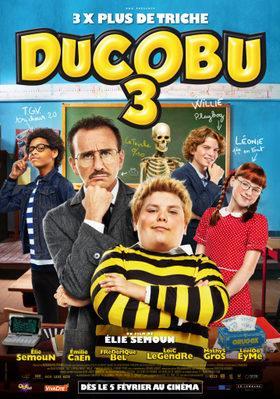 Ducobu 3 - Belgium