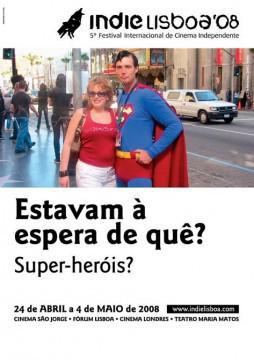 リスボン - IndieLisboa - 国際インディペンデント映画祭 - 2008