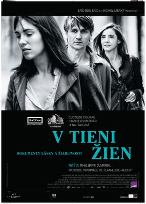 L'Ombre des femmes - Poster - Slovakia
