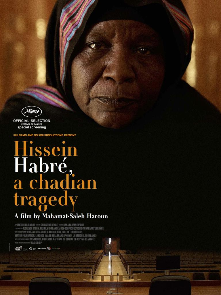 Wasis Diop - International poster
