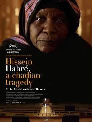 Hissein Habré, une tragédie tchadienne - International poster