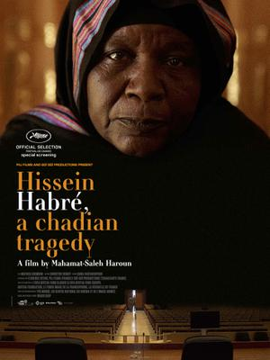 Hissène Habré - International poster