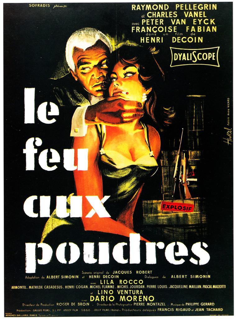 Société Lyonnaise de Production de Films (SLPF)