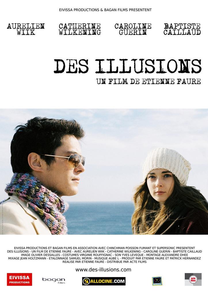 Aurélien Bertrand - Poster - France