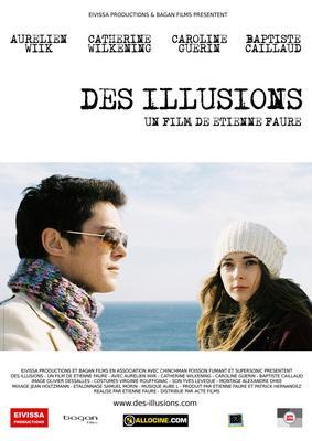 Des Illusions - Poster - France