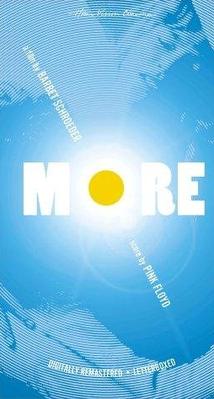 More - Jaquette DVD Etats-Unis