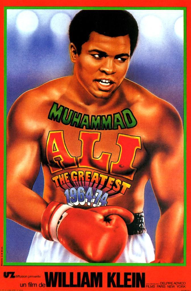 Muhammad Ali the Greatest 1964-74