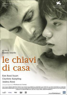 Les Clefs de la maison - Poster - Italie