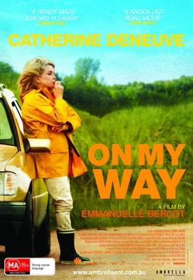On My Way - Poster - Australia