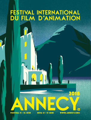 Festival international du film d'animation d'Annecy - 2018