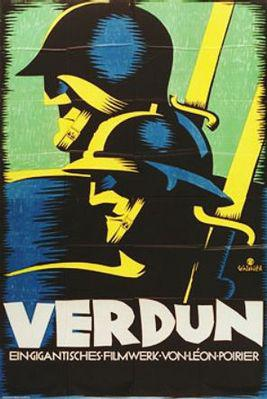 Verdun, vision d'histoire - Poster Allemagne
