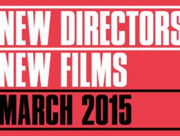 Emerging filmmakers shine at New Directos/New Films