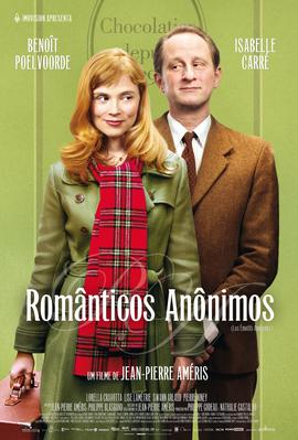 Romantics Anonymous - Poster - Brésil