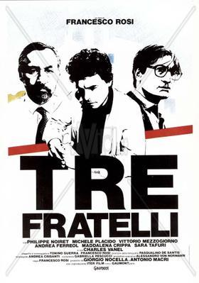 Trois frères - Poster - Italy