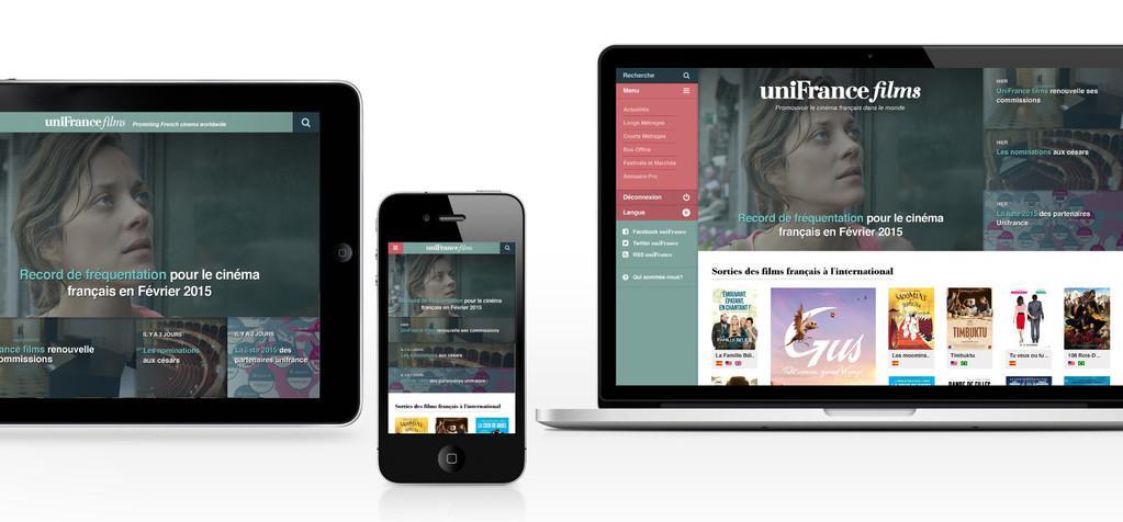Le site Unifrance.org fait peau neuve