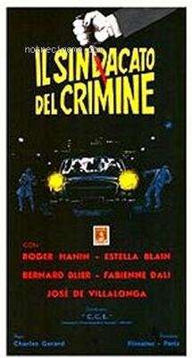 L'Ennemi dans l'ombre - Poster Italie
