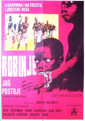 Les Esclaves existent toujours - Poster - Yugoslavia