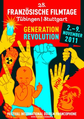 Festival Internacional de Cine Francófono de Tubinga | Stuttgart - 2011