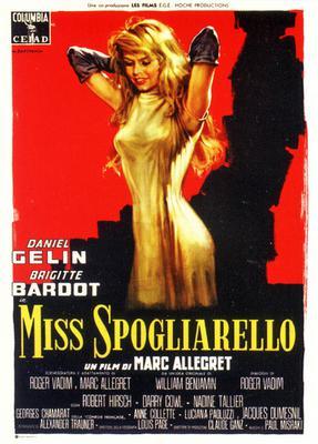 En effeuillant la marguerite - Poster Italie