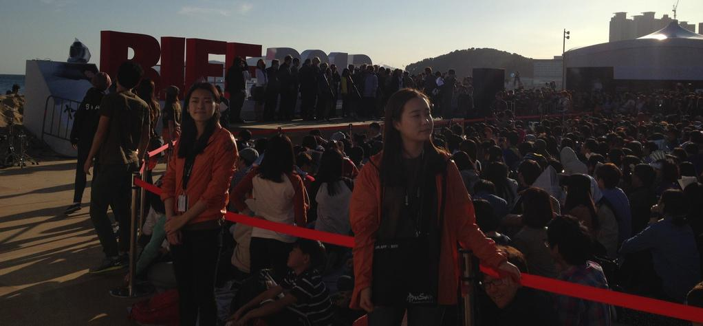 The Busan International Film Festival remains number 1 in Asia