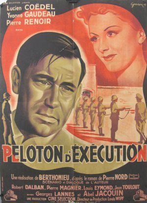 Peloton d'exécution