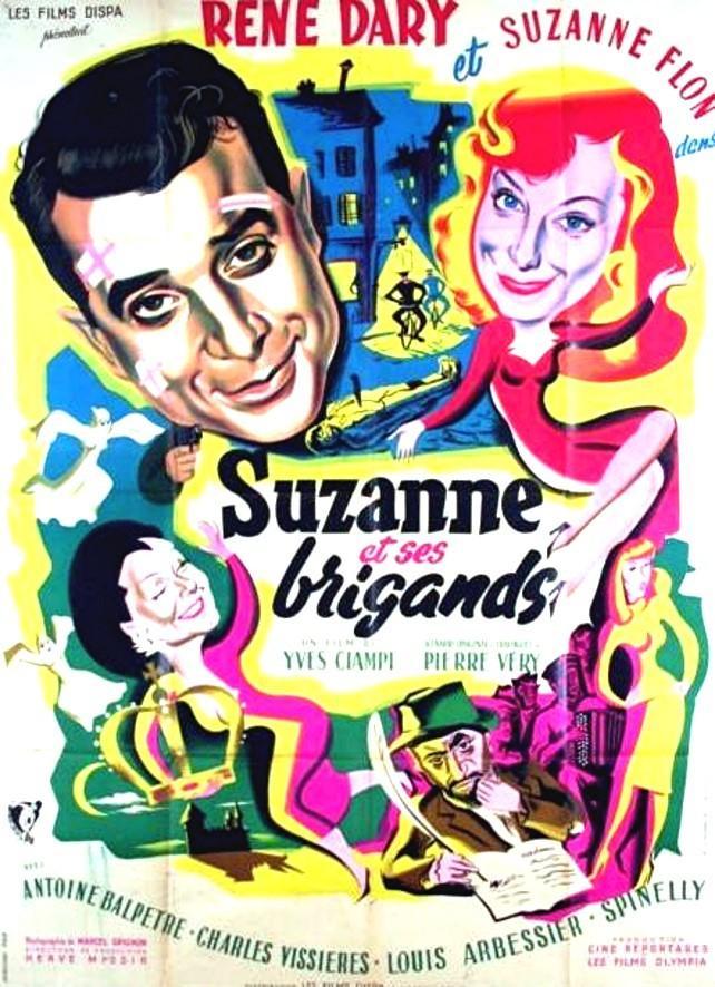 Suzanne et ses brigrands