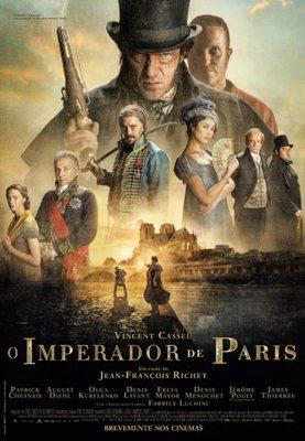 L'Empereur de Paris - Brasil