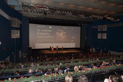 """Le 13e Festival """"Le cinéma français aujourd'hui"""" en Russie"""