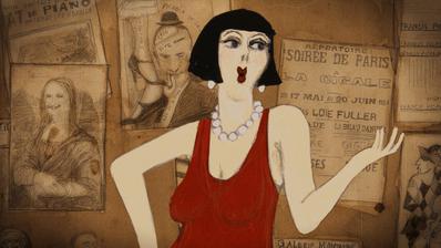 Mademoiselle Kiki de Montparnasse