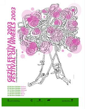 Festival itinérant de films européens d'Ankara - 2003