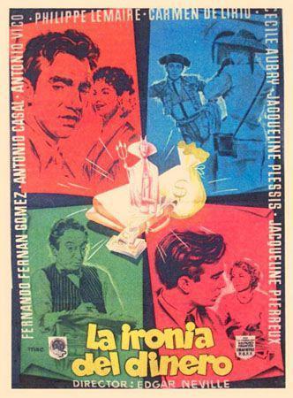 Edgar Neville Producción - © Poster Espagne