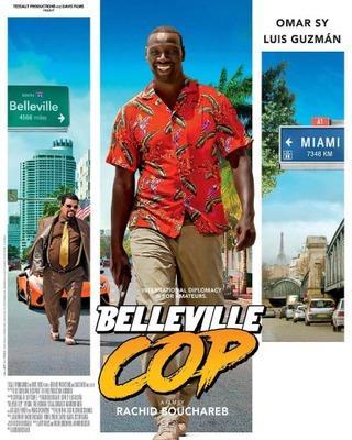 Belleville Cop - United Arab Emirates